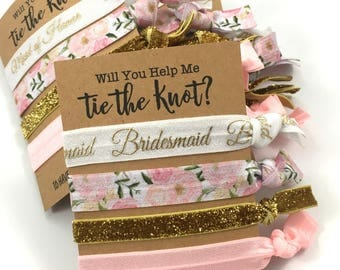 Will You Be My Bridesmaid | Bridesmaid Proposal, Bridesmaid Gift, Bridesmaid Thank You Gift | Bachelorette Party Favors | Flower Girl Gift