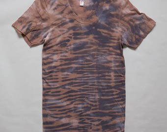 XS Black & Brown Arashi T-Shirt