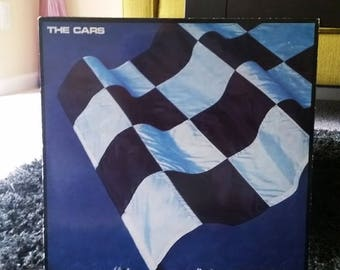 The Cars - Panorama Vinyl LP / 80s Record