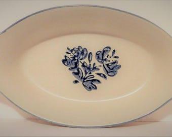Pfaltzgraff Yorktowne AuGratin Baking Dish, Yorktown baking dish, Pfaltzgraff Oval Dish, Platter
