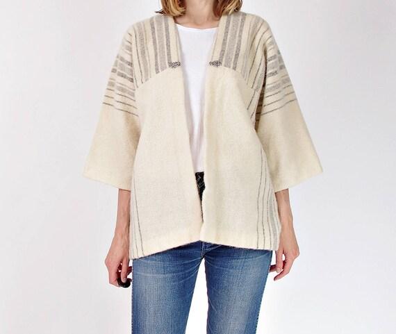60s Myrjord Veveri wool knitwear made in Norway / size S-L