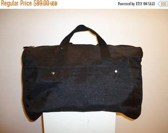 The Sale Is On Sale Nice! Vintage Overnighter/Traveler/Duffel