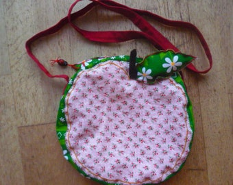 Apple bag by Pippa & Lies!