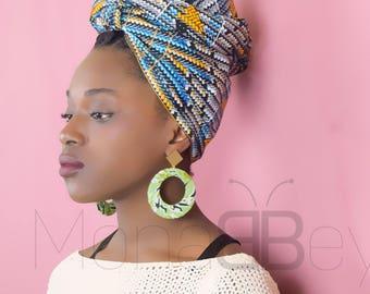 Headwraps for women, african fabric headwrap, ankara turban, african fabric turban, foulard de tete en tissu wax, turbanti africani