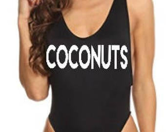 Go cocoNUTS One Piece Swimsuit