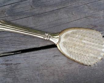 Vintage Hairbrush