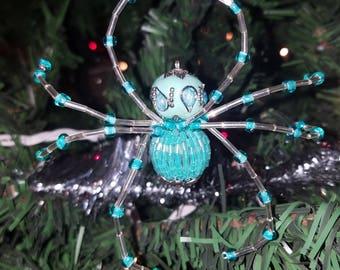 Christmas Spider Ornament