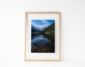Rocky Mountain National Park Print, Mountain Print Wall Art, Nature Photography, Colorado Photo Print, Colorado Gifts, Colorado Landscape