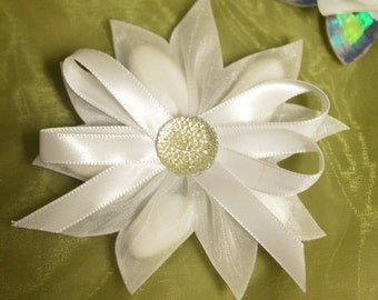 Confetti Flower Wedding Favors, Communion, Almond Favors, Bomboniere, Italian favors CF1527