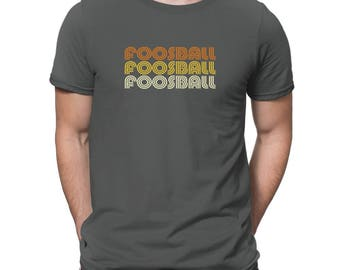 Foosball Retro Color T-Shirt