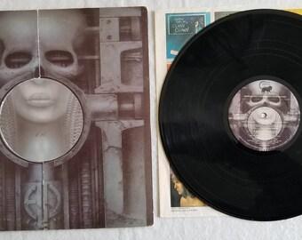 "Emerson Lake and Palmer - ""Brain Salad Surgery"" Vintage Vinyl LP - Complete"