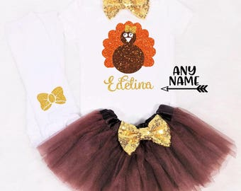 baby girl thanksgiving outfit baby girl turkey outfit girls thanksgiving outfit girls turkey shirt girls turkey outfit personalized turkey