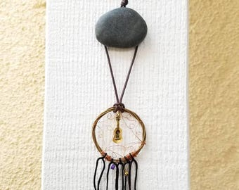 Guitar String Dreamcatcher, Guitars, Music Lover, Gifts for Musicians, Guitar Player, Funky Decor, Unique Gifts Under 25, Boho, Free Spirit