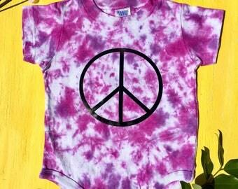 PEACE Onesie