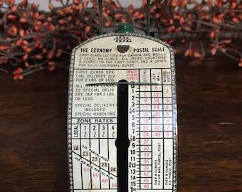 Dark Green IDL 1 Lb Postal Scale