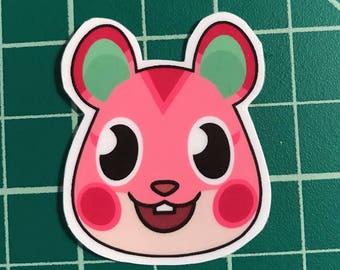 Animal Crossing Sticker | Apple