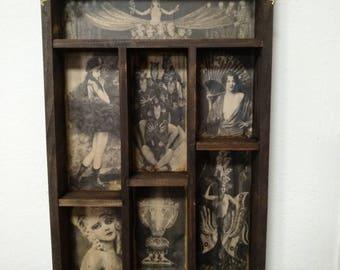 Ziegfeld Follies Cabinet of curiosities