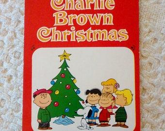 A Charlie Brown Christmas, Charlie Brown Books, Charlie Brown Comic Book, Peanuts Comics, Peanuts Comic Books, Christmas Books, 1965
