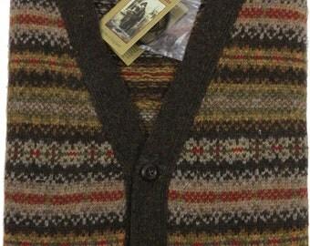 Harvest- Fair Isle waistcoat 0001-2746-F117