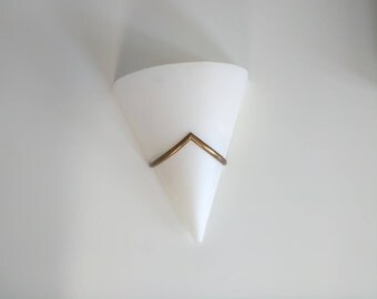 SALT!!! Vintage milk white glass wall light/Vintage chandelier white and gold Applique/wall