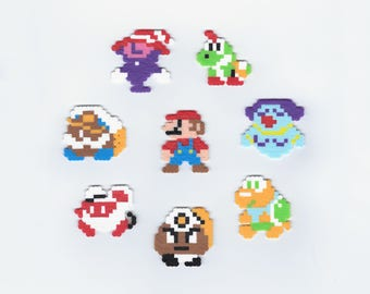 Paper Mario: TTYD Magnets