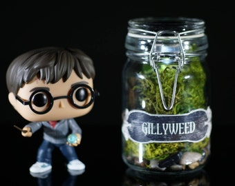 Harry Potter inspired LIGHT UP Gillyweed potion - Large