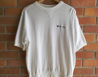 SALE!!! Vintage Champion Authentic Pullover Sweatshirt Large Size