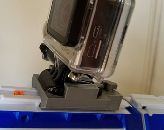 Nerf to GoPro Rail Mount