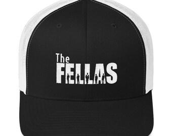 Wedding Hats For Men - Groomsmen Hat, Groom Hat, The Fellas Hat, Group Hats, Groomsmen Gift, Guys Hats
