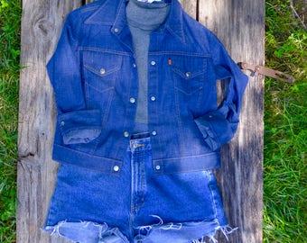 Vintage Levis Denim Jacket