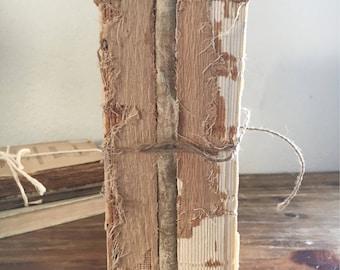 Antique Book Bundle / Vintage Home / Antique Decor