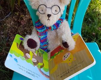 Handmade Teddy Bear by Rosie Bears