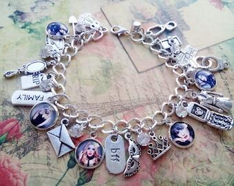 Pretty little liars bracelet, pll jeweley