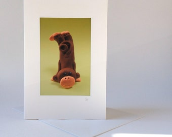 1st birthday card, FREE delivery
