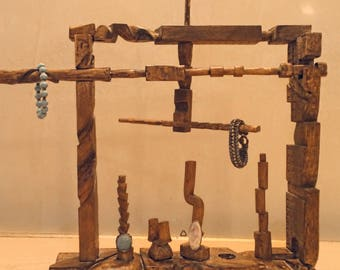 Jewelry Box Handmade Wood