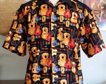 Music Man Camp Shirt Size (XL)