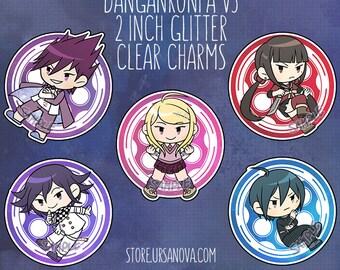 Danganronpa V3 Charms