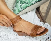 MAGDALENA. Leather sandals / leather wedge shoes / wedge sandals / women shoes / boho sandals. Sizes 35-43. Available in different colors