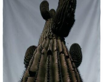 Saguaro tapestry print