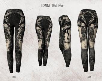 Ermine Leggings