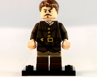 Captain Treville Custom Lego Minifigure
