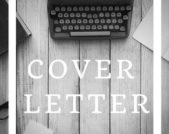 Cover Letter - Write my cover letter - Career Writing - Professional Writing - Writing Help - Cover Letter Help - Resume - Job Help - Write