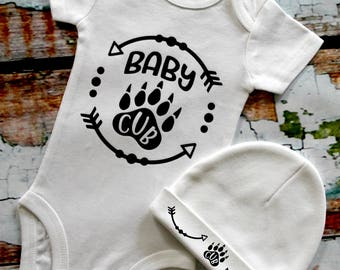 Baby boy clothes, Baby clothes, Boy Clothes, Baby Bodysuit, Boy Bodysuit, Baby bear Bodysuit, Bear Cub Clothes, Baby Cub Bear Arrow Clothes