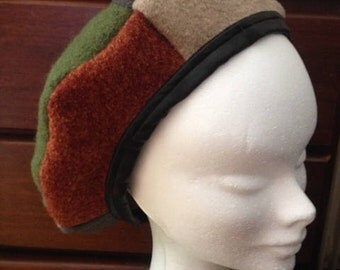 Handmade beret