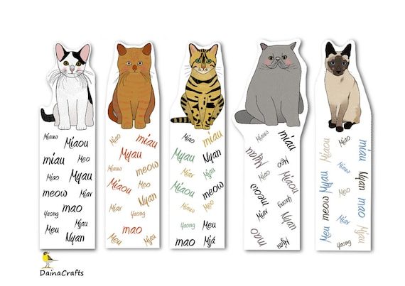 Sassy image within cute bookmarks printable