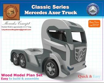 Mercedes Axor Truck