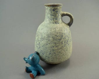 Vintage vase / Karlsruher Majolika / 6935 | West Germany | WGP | 60s