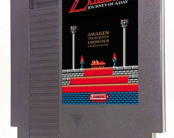 Legend of Zelda: Journey of A Day