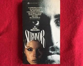 SURVIVOR (Paperback Novel by Marc Brandel)