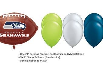 Seattle Seahawks Balloons
